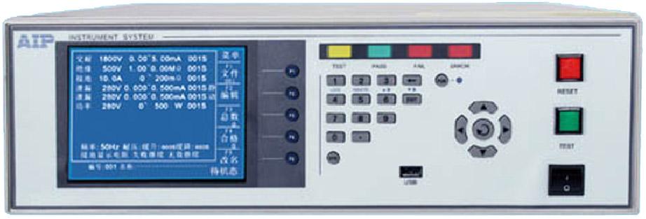 安全性能综合测试仪(台式)
